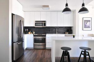 Küche, neue Küche bauen, Sanierung