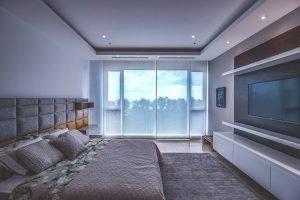 Schlafzimmer Sanierung Spots LED