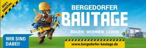 Bergedorfer Bautage - Wir sind dabei.